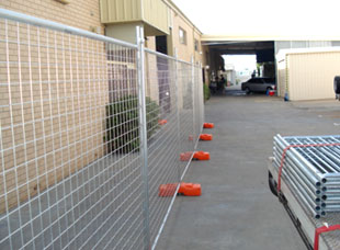 Mabey Hire Temporary Fencing